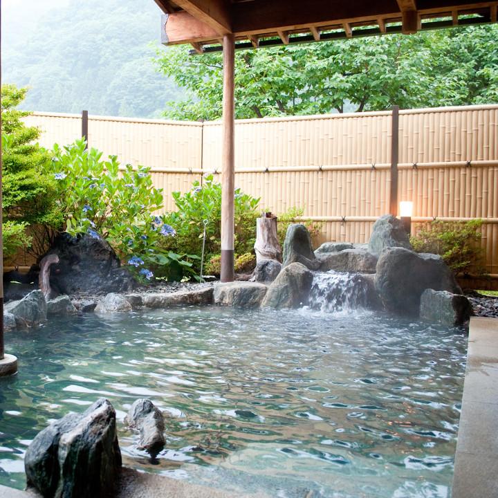 温泉の聖地九州で身も心も癒される